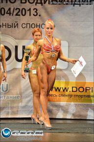 Кубок Москвы по бодибилдингу - 2013