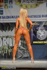 Кубок Московской области по бодибилдингу - 2013