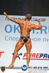 Чемпионат России по бодибилдингу - 2013