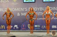 IFBB World Women's Championships - 2013