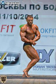 Чемпионат Москвы по бодибилдингу - 2014