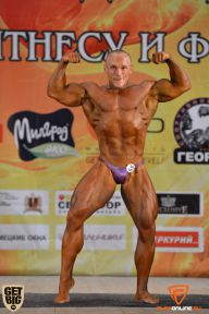 Чемпионат Брянской области по бодибилдингу - 2014