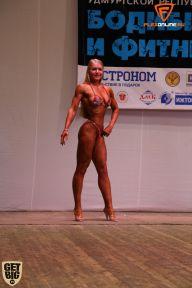 Чемпионат Ижевска по бодибилдингу - 2014