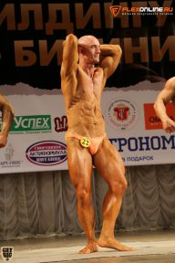 Чемпионат Приволжского Федерального округа по бодибилдингу - 2014