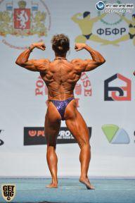 Чемпионат России по бодибилдингу - 2014