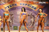 Кубок Украины по бодибилдингу - 2014
