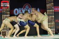 Любительская Олимпия в Москве - 2014