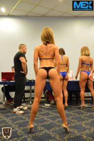 Чемпионат Москвы по бодибилдингу - 2015