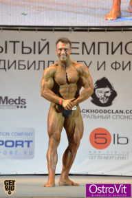 Чемпионат Москвы по бодибилдингу - 2015 (страница 4)