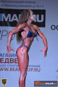 Чемпионат Московской области по бодибилдингу - 2015