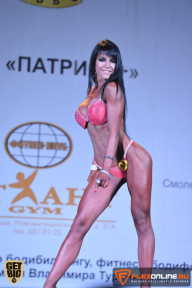 Чемпионат Московской области по бодибилдингу - 2015 (страница 2)