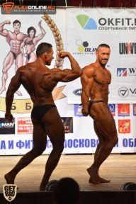 Кубок Московской области по бодибилдингу - 2015