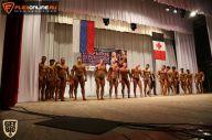 Первенство Приволжского Федерального округа по бодибилдингу - 2015
