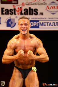 Чемпионат Приволжского Федерального округа по бодибилдингу - 2015