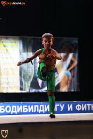 Кубок Санкт-Петербурга по бодибилдингу - 2015