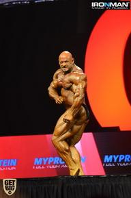 Мистер Олимпия - 2015 (страница 7)