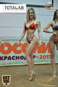 Кубок России по бодибилдингу - 2017
