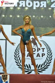 Чемпионат Санкт-Петербурга по бодибилдингу - 2017