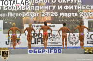 Кубок Санкт-Петербурга по бодибилдингу - 2017 (страница 3)