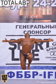 Кубок Санкт-Петербурга по бодибилдингу - 2017