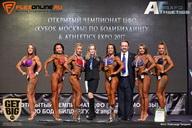 Кубок Москвы по бодибилдингу - 2017