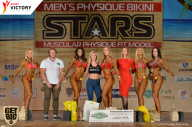 Men's Physique & Bikini Stars - 2017