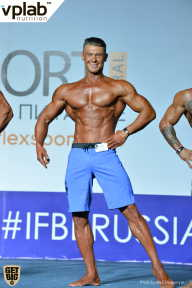 Гран-при России IFBB Elite Pro - 2018