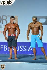 Гран-при России IFBB Elite Pro - 2018 (страница 4)