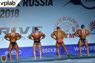 Гран-при России IFBB Elite Pro - 2018 (страница 8)