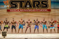 Men's Physique & Bikini Stars - 2018