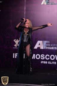 IFBB Elite Pro Moscow Bodybuilding Cup - 2018