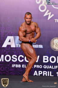 IFBB Elite Pro Moscow Bodybuilding Cup - 2018 (страница 2)