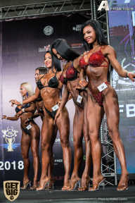 IFBB Elite Pro Moscow Bodybuilding Cup - 2018 (страница 4)