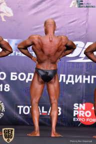 Кубок Москвы по бодибилдингу - 2018 (страница 2)