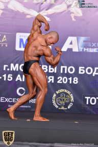 Кубок Москвы по бодибилдингу - 2018 (страница 3)