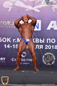 Кубок Москвы по бодибилдингу - 2018 (страница 8)