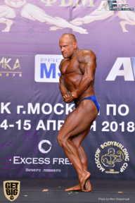 Кубок Москвы по бодибилдингу - 2018 (страница 10)