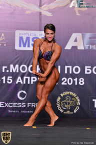 Кубок Москвы по бодибилдингу - 2018 (страница 12)