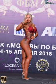 Кубок Москвы по бодибилдингу - 2018 (страница 13)