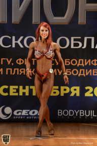 Чемпионат Московской области по бодибилдингу - 2018 (страница 2)