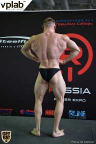 Чемпионат России по бодибилдингу - 2018