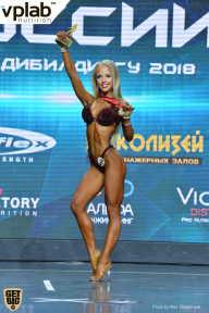 Чемпионат России по бодибилдингу - 2018 (страница 6)