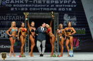 Чемпионат Санкт-Петербурга по бодибилдингу - 2018 (страница 11)