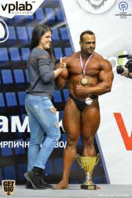 Кубок Санкт-Петербурга по бодибилдингу - 2018 (страница 12)