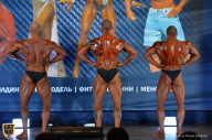 Чемпионат Ленинградской области по бодибилдингу - 2018