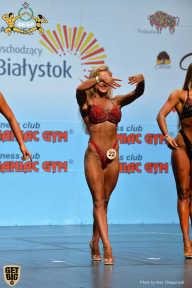 Чемпионат мира по фитнесу IFBB - 2018