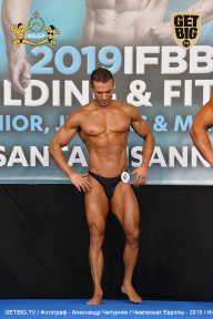 Чемпионат Европы по бодибилдингу IFBB - 2019 (страница 4)