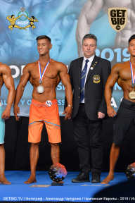 Чемпионат Европы по бодибилдингу IFBB - 2019 (страница 14)