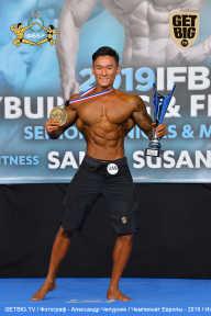 Чемпионат Европы по бодибилдингу IFBB - 2019 (страница 15)