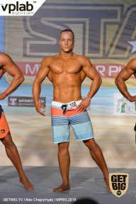 Men's Physique & Bikini Stars - 2019